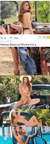 Playboy PlayboyPlus2018-08-12 Mashup Babes on Wheels Vol. 4 playboy 08090