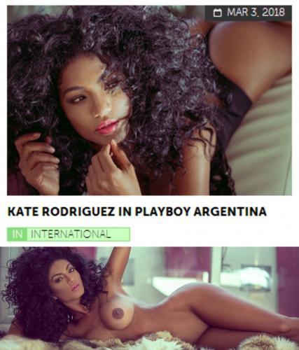 Playboy PlayboyPlus2018-03-03 Kate Rodriguez in Playboy Argentina
