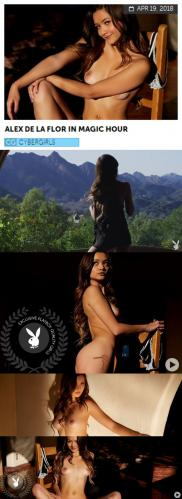 Playboy PlayboyPlus2018-04-19 Alex De La Flor in Magic Hour