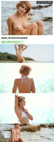 Playboy PlayboyPlus2018-02-28 Ariel in Sun Splashed - Girlsdelta