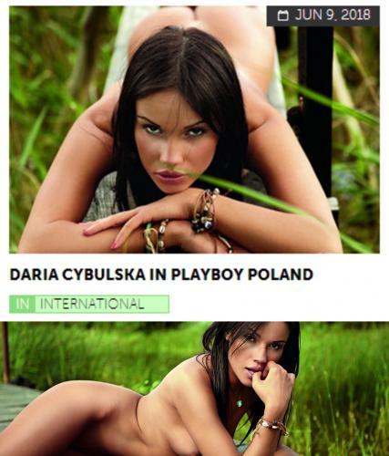 Playboy PlayboyPlus2018-06-09 Daria Cybulska in Playboy PolandReal Street Angels