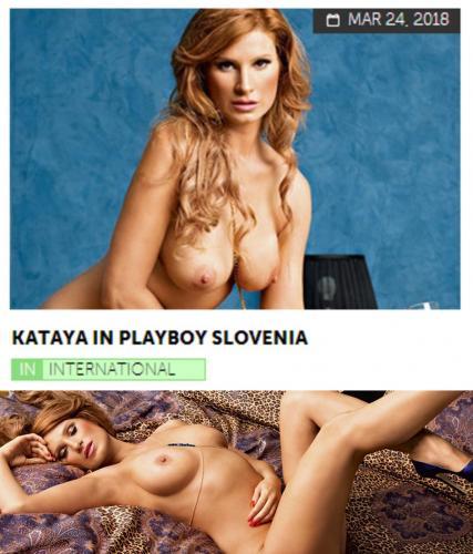 Playboy PlayboyPlus2018-03-24 Kataya in Playboy Slovenia playboy 08090