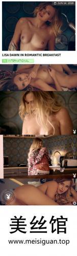 Playboy PlayboyPlus2018-06-14 Lisa Dawn in Romantic BreakfastReal Street Angels