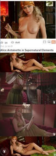 Playboy PlayboyPlus2018-10-31 Alice Antoinette in Supernatural ElementsReal Street Angels