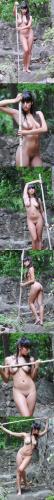 NuErotica 2015-10-16 Lola Rustyka - Lola Rustyka Naked In A Jungle