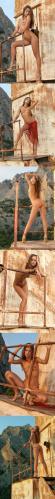 [Stunning18] Philippa - An Ancient Watchtower - Girlsdelta
