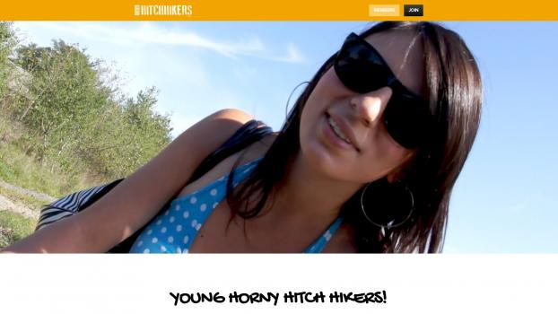 CzechHitchHikers.com - SITERIP