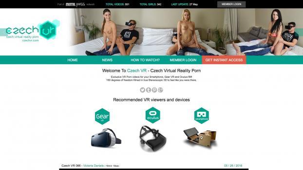 CzechVR.com - SITERIP