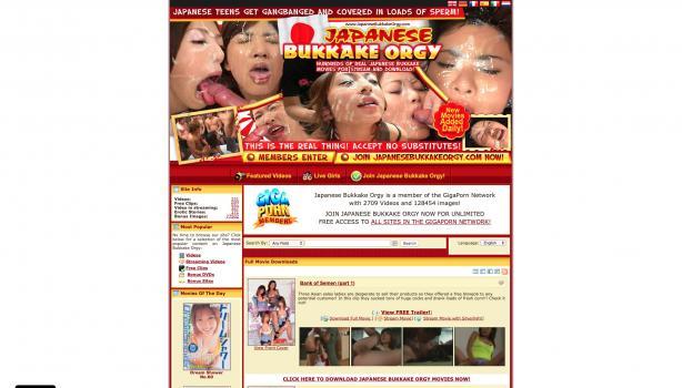 JapaneseBukkakeOrgy.com - SITERIP